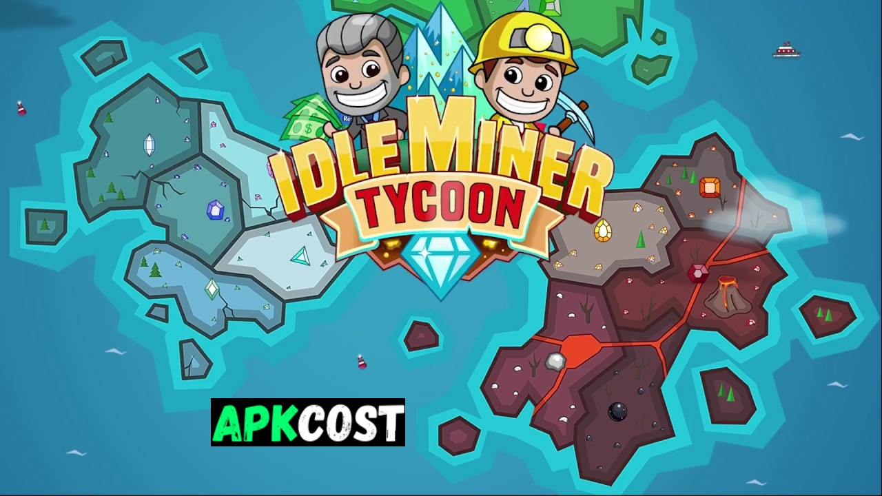 Idle Miner Tycoon MOD apk 2.96.0 Download(Unlimited Money) on Android