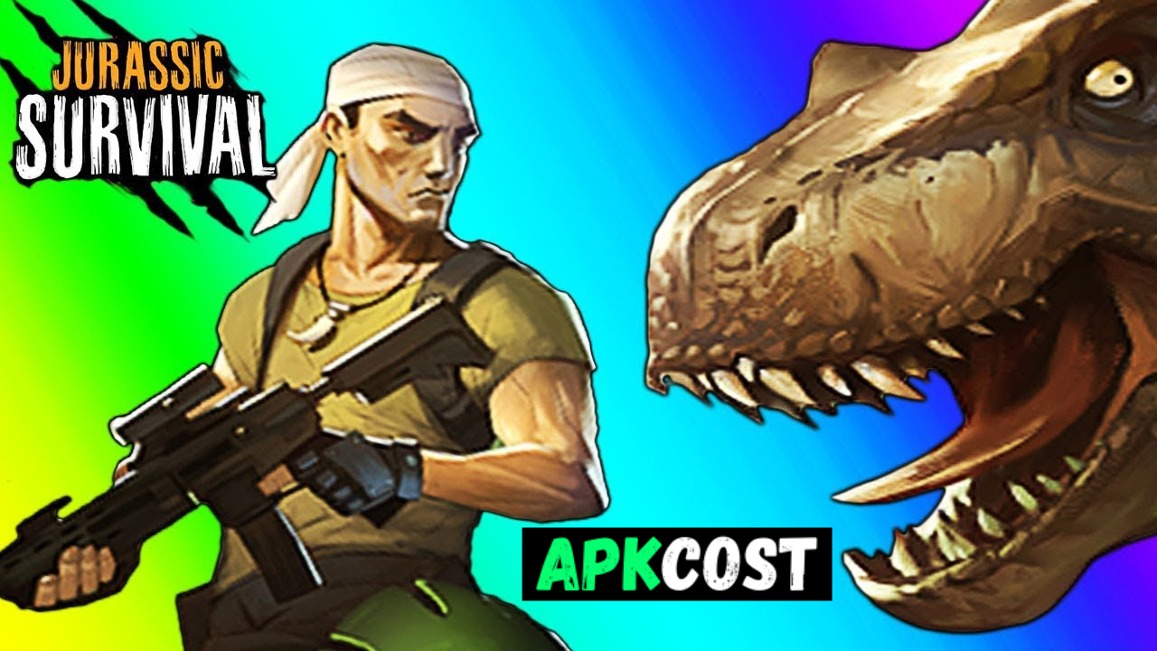 Jurassic Survival Mod Apk v2.7.0 Download (Free Crafting) free on android
