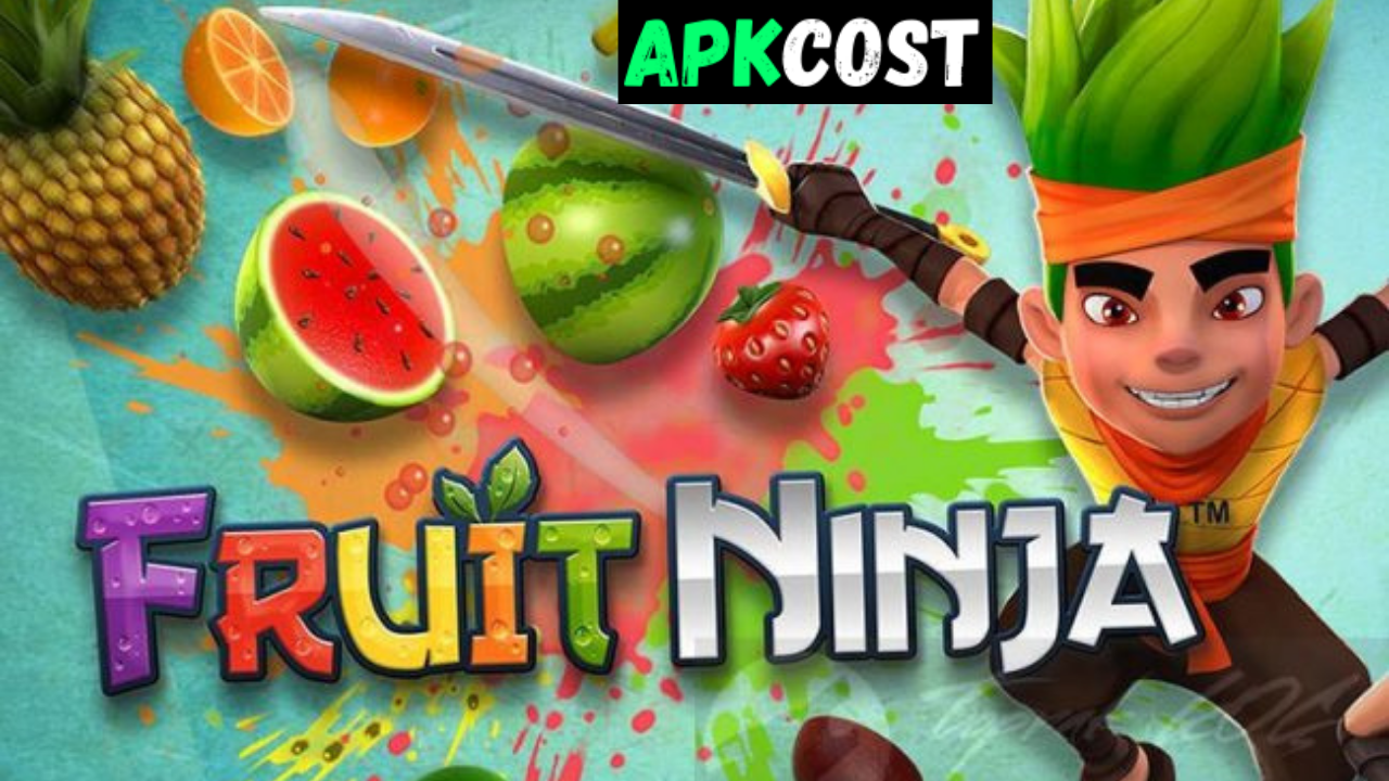 Fruit Ninja Mod Apk v2.8.8 Download (Unlimited Money/score) for Android