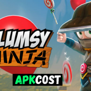 Clumsy Ninja Mod Apk 1.32.2 (Unlimited Coins/Diamands) Free on Android