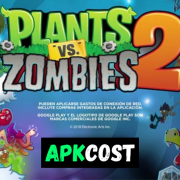 Plants vs Zombies 2 Apk 8.5.1(Mod/Unlimited Coins/Gems) free on Android