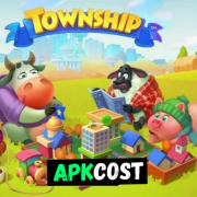 Township Mod Apk 7.9.0 Download [Unlimited Money/cash] free on Android